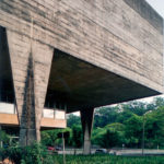 FAU Urbanism and Architecture University in Sao Paulo / Vilanova Artigas