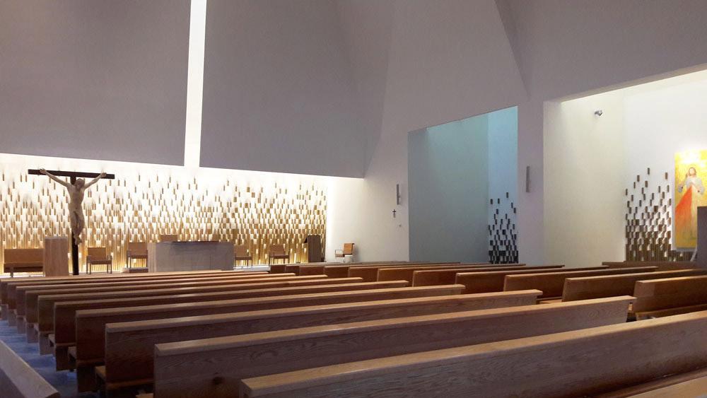Parish Church In Pueblo Serena Moneo Brock ⋆ Archeyes