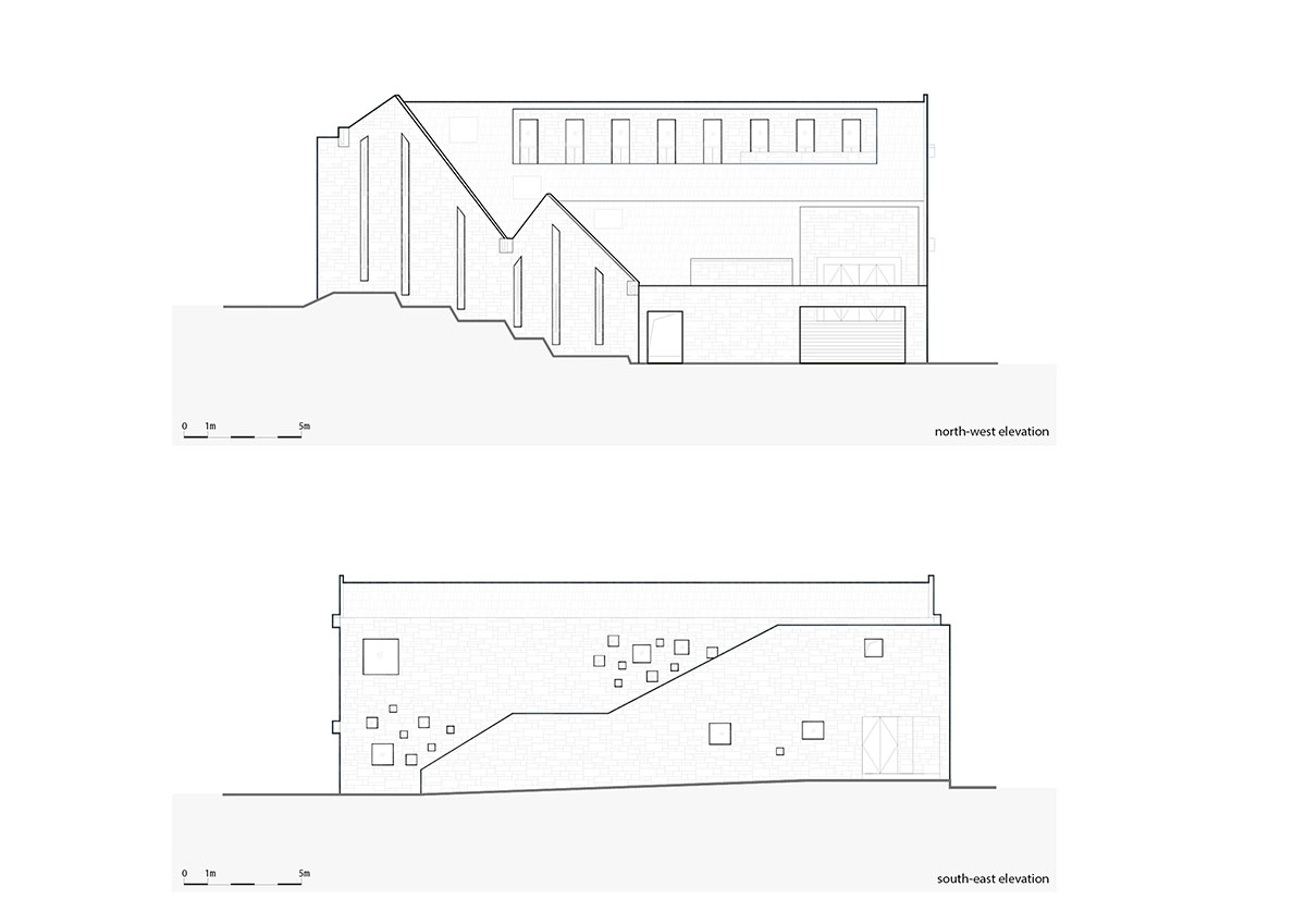 Chetian Cultural Center Elevation