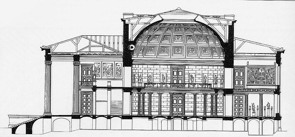 Altes Museum / Karl Friedrich Schinkel