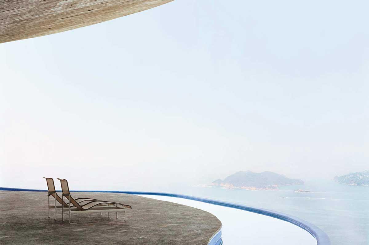 Arango Marbrisa House by John Lautner views