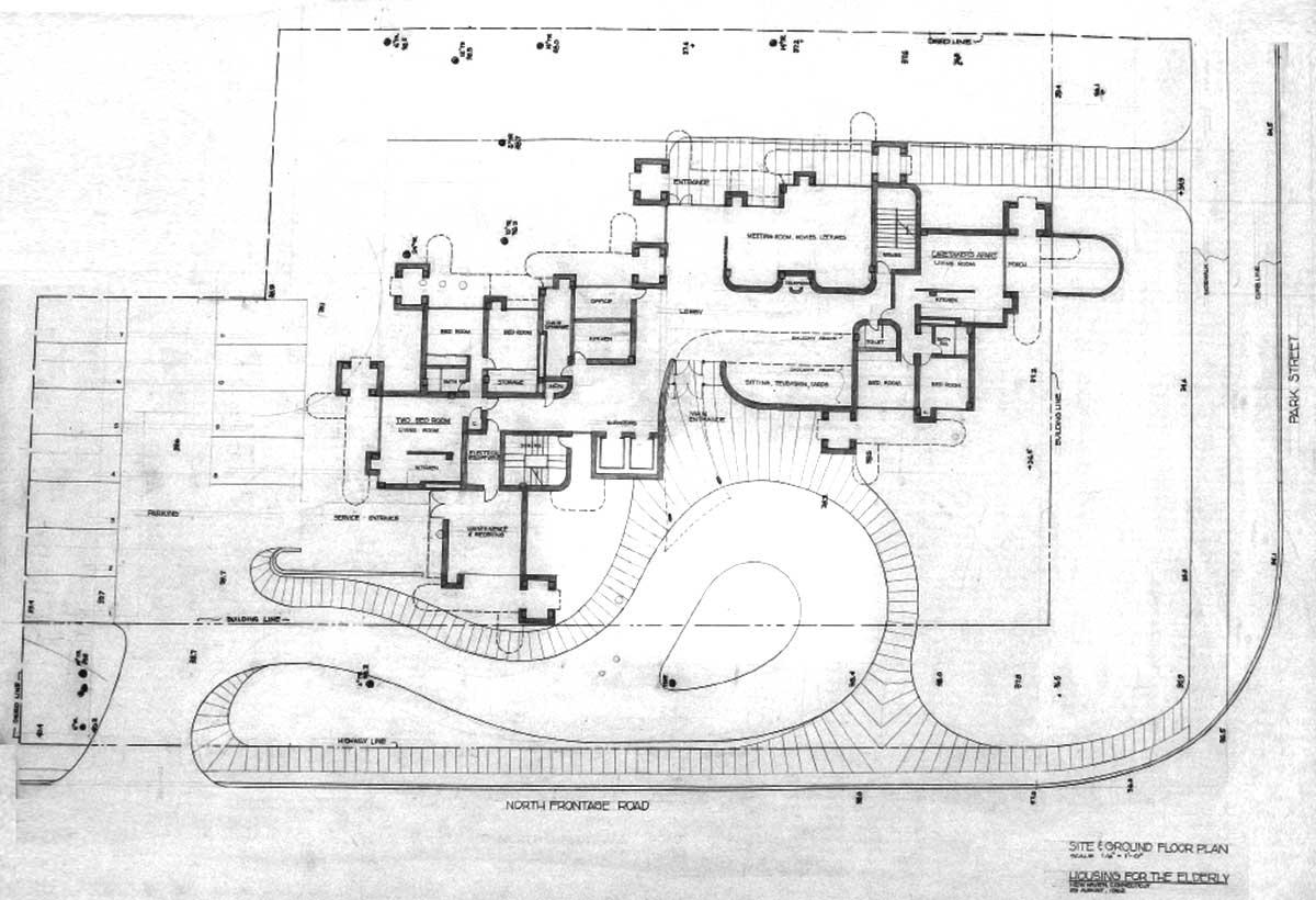 Crawford Manor Housing By Paul Rudolph Archeyes Magazine