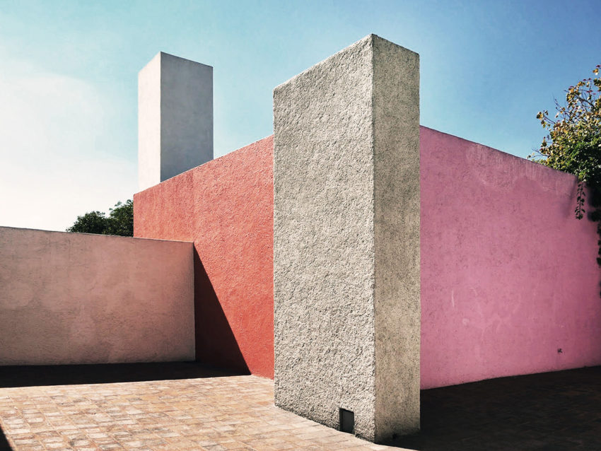 Luis Barragan House and Studio in Mexico / Luis Barragan