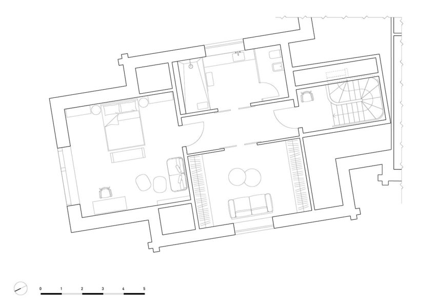 Floor Plan - Suzdal Estate House / FORM Bureau