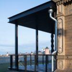 Terrace -Suzdal Estate House / FORM Bureau